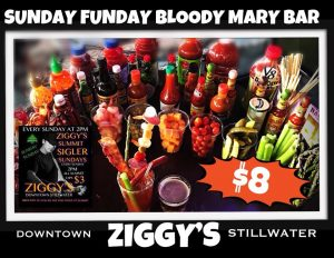 Sunday Funday at Ziggy's