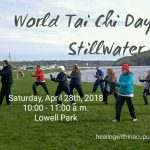 World Tai Chi Day - Stillwater
