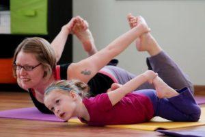 Preschool Yoga Storytime