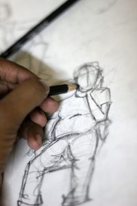 Drawing with your Imagination: Ages 13+