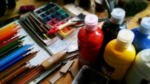 Art-rageous Art Camp: Ages 5-11