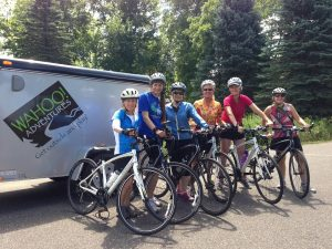 Guided Bridges and Booms Bicycle Tour