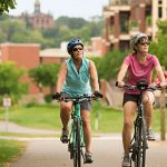 Guided Bicycle Tour - Rails & Trails