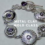 Silver Clay Mold Making Class