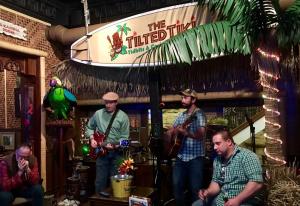 Tilted Tiki Musicians Open Mic Night Tuesdays!