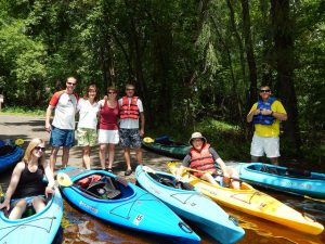 Herons and History Kayak Tours