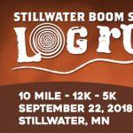 Stillwater Boom Site Log Run