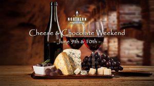 Cheese & Chocolate Weekend