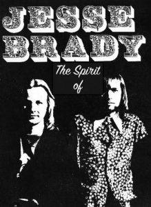 The Spirit of Jesse Brady