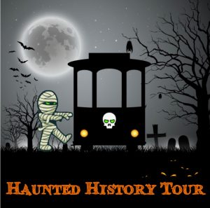 Haunted History Trolley Tours