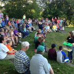 Campfire Programs at Lake Elmo Park Reserve