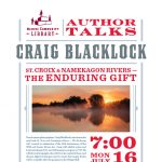 St. Croix & Namekagon Rivers - The Enduring Gift, with Craig Blacklock
