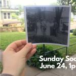 Sunday Social at the Warden's House