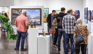 """Opening Night for """"Heart of the River"""" exhibition"""