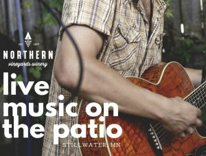 Live Music on the Patio at Northern Vineyards