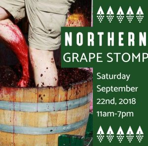 Northern Grape Stomp