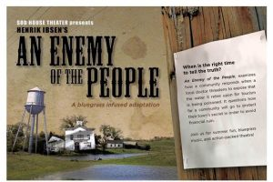 Sod House Theater's An Enemy of the People