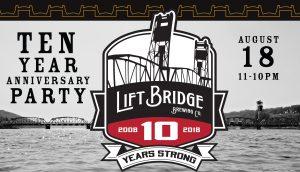 Lift Bridge 10 Year Anniversary Bash & Groundbreaking Ceremony