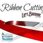 Lift Bridge Brewery 10 Year Ribbon Cutting