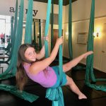 Kids ages 5-13 Cirque Aerial Classes