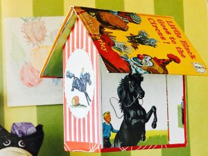 Create a Book Birdhouse