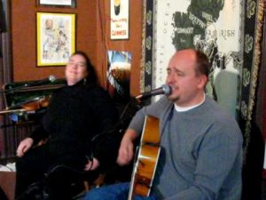 Live Irish Music: Paul & Lorraine at Charlie's Irish Pub