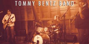 Live Music: Tommy Bentz