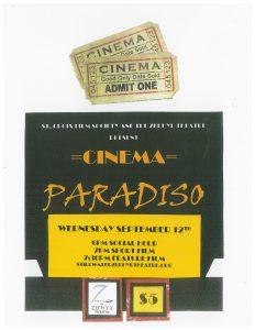 Film Night at The Stillwater Zephyr Theatre