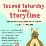 Second Saturday - Family Storytime