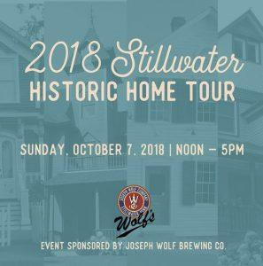Stillwater Historic Homes Tour