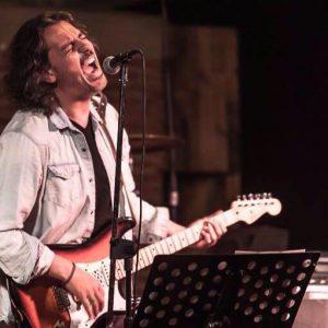 Singer Songwriter Nico Merkin at The Zephyr Theatre