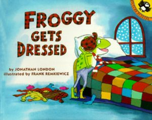 Froggy Super Storytime