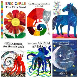 Eric Carle Super Storytime
