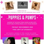 Puppies and Pumps