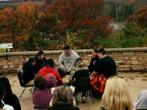 Tomahawk Circle Drum Group