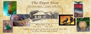 The Depot Show in Taylors Falls