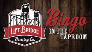 Bingo at Lift Bridge Brewery
