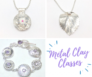 Create Jewelry with Metal Clay