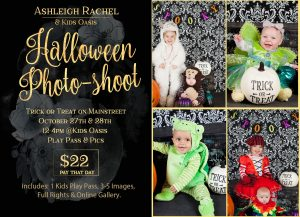 Halloween Mini Photo-Shoot