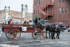 Victorian Horse-Drawn Wagonette Rides
