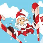 Ski with Santa and Ugly Sweater Party