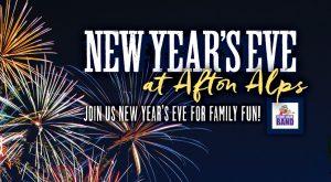 Family Friendly NYE Fireworks Celebration