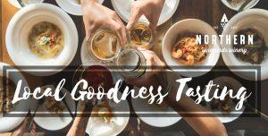 Local Goodness Wine Tasting