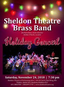 Sheldon Theatre Brass Band Concert