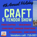 Holiday Craft & Gift Show - Hudson