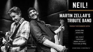 NEIL! - Martin Zellar's Tribute Band