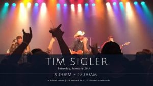 Tim Sigler at Winterfest