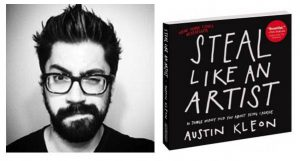 Author Austin Kleon