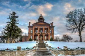 Historic Courthouse Holiday Tours
