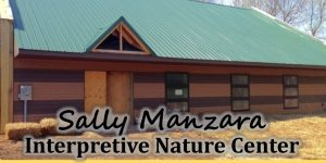 Sally Manzara Interpretive Nature Center at Sunfish Lake Park
